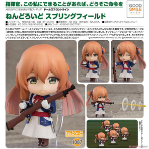 【已截訂】Good Smile Arts Shanghai Nendoroid No.1087 Girls` Frontline Springfield [不連特典]