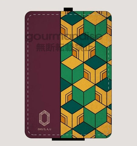 【現貨】Bandai Giyuu IC Card Case