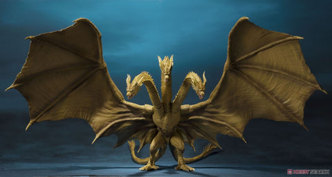 【已截訂】Bandai Godzilla S.H.MonsterArts King Ghidorah (2019) Action Figure