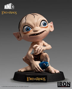【已截訂】Iron Studios Gollum - Lord of the Rings - Minico Statue
