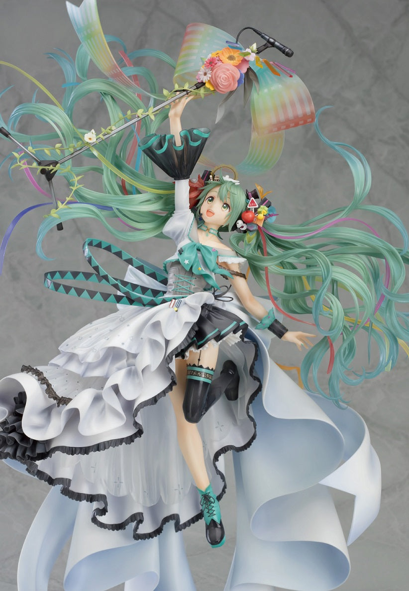 【預訂日期至01-Sep-19】Good Smile Company Hatsune Miku Memorial 1/7 PVC Figure