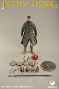 【已截訂】 HENG TOYS Persian empire seris  Elephant soldier captain 1/6 Action Figure