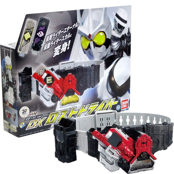 【已截訂】Bandai HENSHIN Belt ver. 20th DX LOSTDRIVER