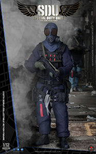 【已截訂】Soldier Story HK SDU Assault Team 1/12 Collectible Action Figure