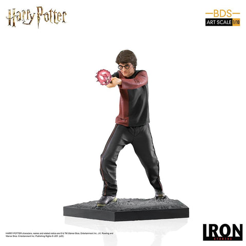 【預訂日期至16-Apr-20】Iron Studios Harry Potter - Harry Potter BDS Art Scale 1/10 Statue