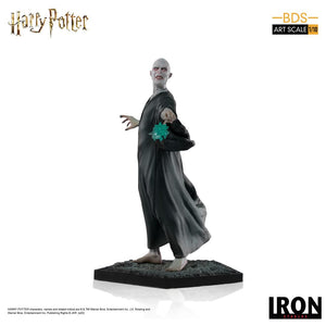 【預訂日期至16-Apr-20】Iron Studios Harry Potter  - Voldemort BDS Art Scale 1/10 Statue