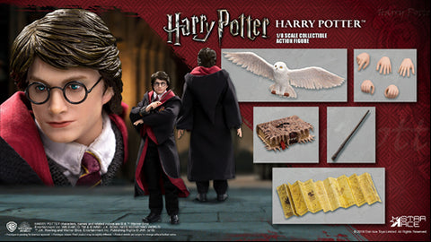 【已截訂】STAR ACE Toys Harry Potter - Harry School Uniform 1/8 Action Figure