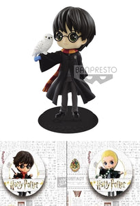 【預訂日期至20-Jun-19】Banpresto Harry Potter Q posket-Harry potter-Ⅱ (A Normal color ver) PVC Figure [再販]