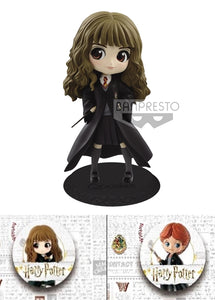 【預訂日期至20-Jun-19】Banpresto Harry Potter Q posket-Hermione Granger-Ⅱ (A Normal color ver) PVC Figure [再販]