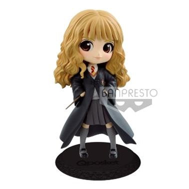 【已截訂】Banpresto Harry Potter Q posket-Hermione Granger-Ⅱ (B Light color ver)
