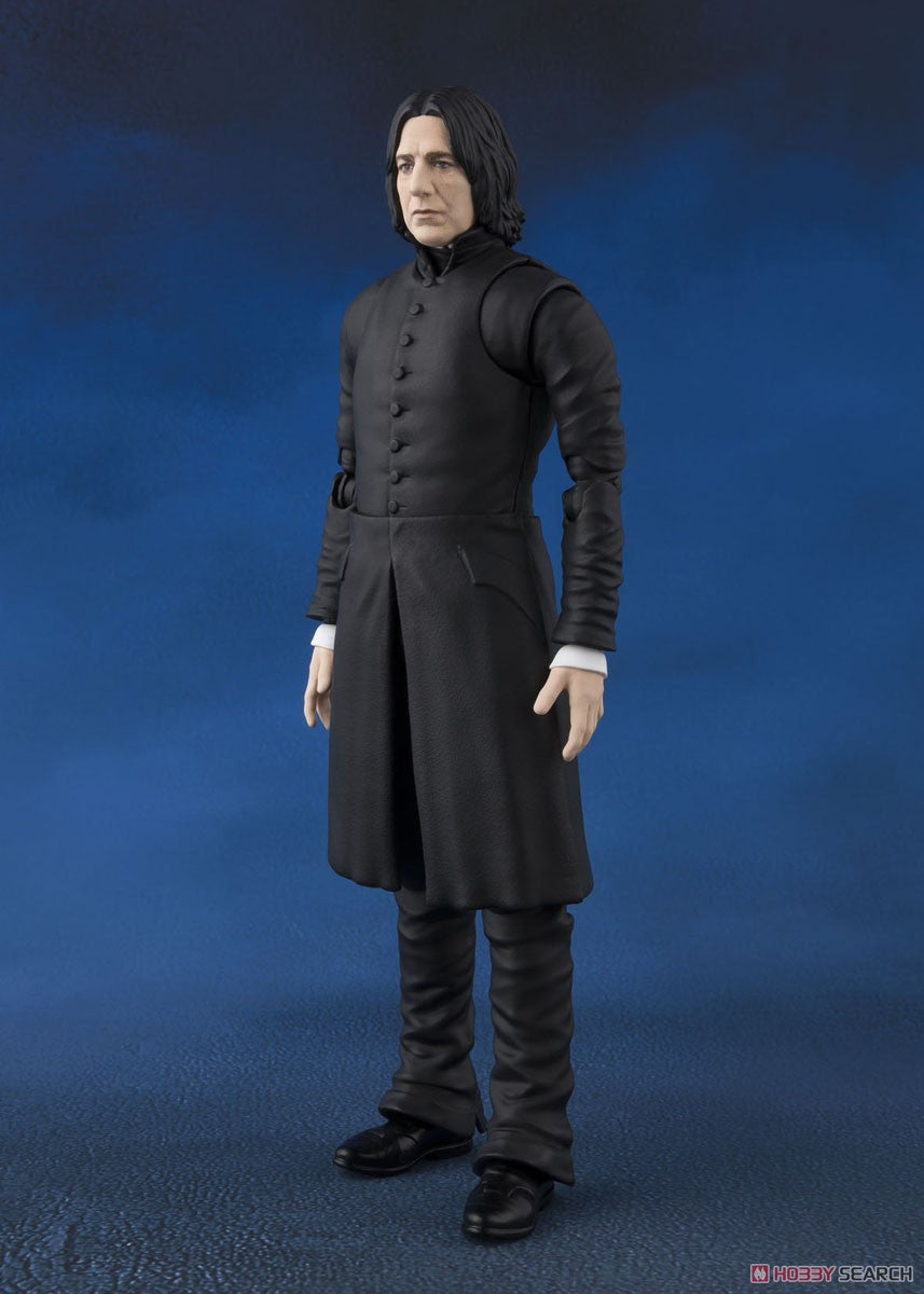 【已截訂】Bandai Harry Potter S.H.Figuarts Severus Snape Action Figure