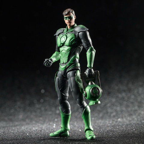 【已截訂】Hiya Toys Injustice 2 Green Lantern 1/18 Scale 4 Inch Acton Figure