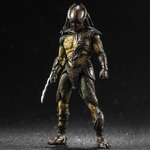 【已截訂】Hiya Toys Predators Falconer Predator 1/18 Scale 4 Inch Acton Figure