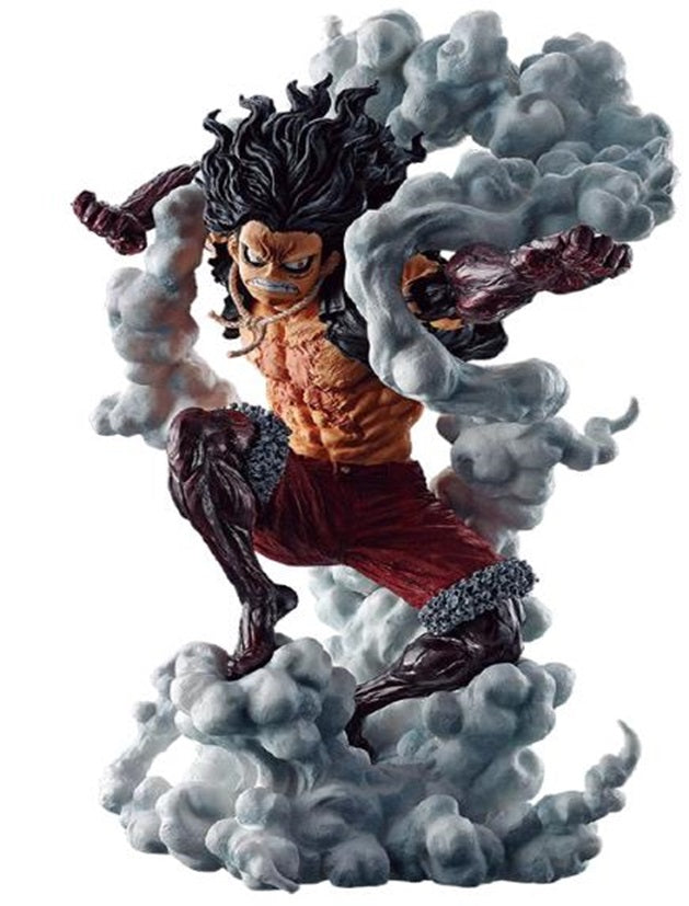 【已截訂】Banpresto ICHIBANSHO FIGURE LUFFY GEAR 4 SNAKEMAN (BATTLE MEMORIES) PVC Figure [海外版]