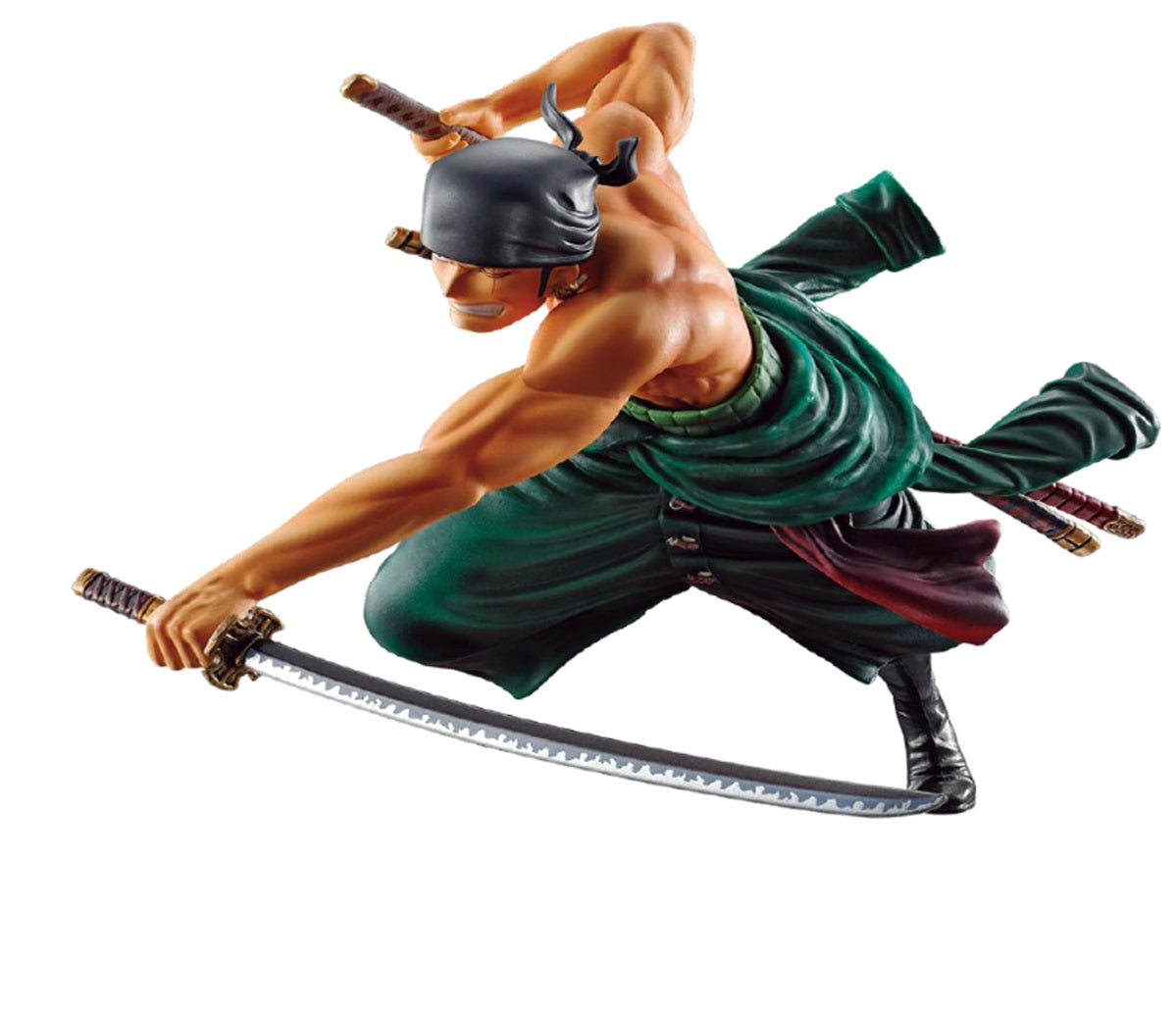 【已截訂】Banpresto ICHIBANSHO FIGURE RORONOA ZORO (BATTLE MEMORIES) PVC Figure [海外版]