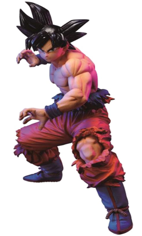 【已截訂】Banpresto ICHIBANSHO FIGURE SON GOKU (ULTRA INSTINCT -SIGN-) (ULTIMATE VERSION) PVC Figure [海外版]