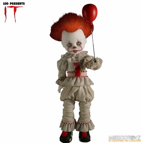 【已截訂】Mezco Toyz IT - Pennywise3 Action Doll