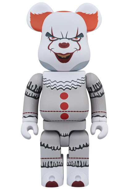 【已截訂】MEDICOM TOY IT BE@RBRICK Pennywise 400%