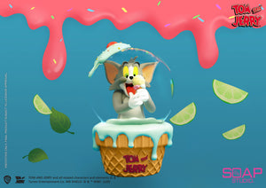 【預訂日期至16-Aug-20】Soap Studio Ice Cream Snow Globe Figure