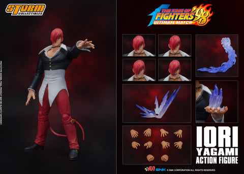【已截訂】Storm Collectibles Iori Yagami Action Figure