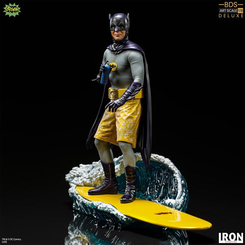 【已截訂】Iron Studios~ Batman Deluxe BDS Art Scale 1/10 - Batman 662 Statue