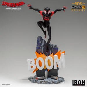 【已截訂】Iron Studios~Miiles Morales DBS Art Scale 1-10 - Spider-Man - Into the Spider-Verse Resin Statue4