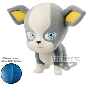 【已截訂】Banpresto JOJO'S BIZARRE ADVENTURESTARDUST CRUSADERS FLUFFY PUFFY~IGGY~(VER.B) PVC Figure