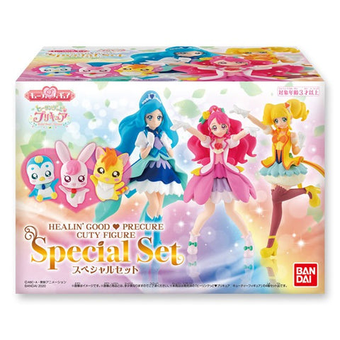 【已截訂】Bandai Healing Doll Pretty Cure Cutie Figure Special Set