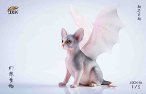 【已截訂】JXK Studio JXK048C The bat cat 1/6 Statue