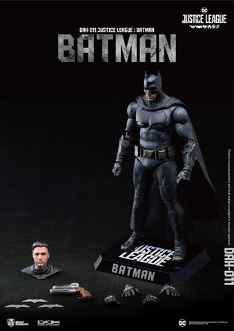【已截訂】Beast Kingdom Justice League Batman 1/9 Action Figure