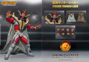 【已截訂】Storm Collectibles Jyushin Thunder Liger