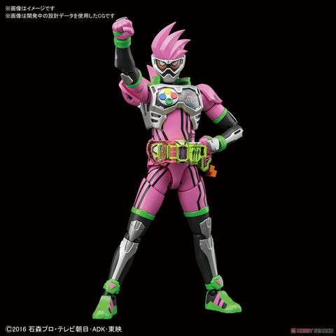 【已截訂】Bandai Kamen Rider Figure-rise Standard Kamen Rider Ex-Aid Action Gamer Level 2 Plastic Model Kit