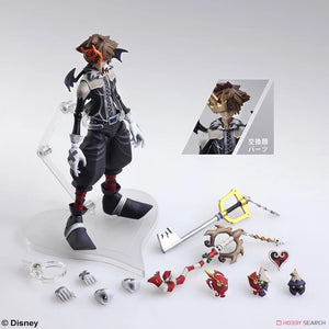 【現貨】Square Enix Bring Arts Kingdom Hearts II Sora Halloween Town Ver. Action Figure