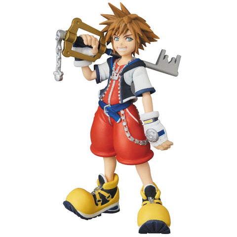 【已截訂】Medicom Toy Kingdom Hearts UDF No.472 Kingdom Hearts Sora Figure