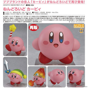 【已截訂】GSC Good Smile Company Nendoroid No.544 Kirby`s Dream Land Kirby [再販] [不連特典]