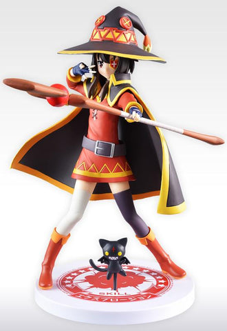 【已截訂】SEGA Konosuba God's Blessing on This Wonderful World! Legend of Crimson Megumin PVC Figure