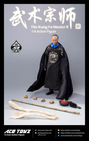 【預訂日期至13-Aug-19】Ace Toy Kung Fu Master Set 1/6 Action Figure