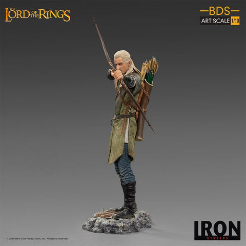 【已截訂】Iron Studios Legolas BDS Art Scale - Lord of the Rings 1/10 Statue