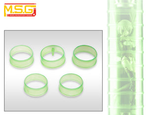 【已截訂】Kotobukiya M.S.G STRAGE  RING Plastic Model Kit