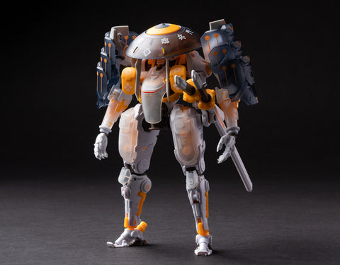 RB-09 RONIN-AKIRU Action Figure | 核誠治造 Robot Build | Earnestcore Craft【現貨】