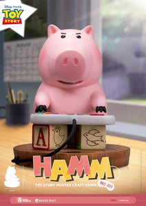 【已截訂】Beast Kingdom MC-011 Master Craft - Toy Story Hamm 30cm PVC Figure