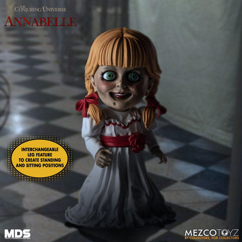 【已截訂】Mezco Toyz MDS Annabelle Action Figure
