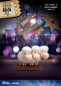 【預訂-數量有限,額滿即止】Beast Kingdom MEA-012 Toy Story 4 Bo's Sheep PVC Figure