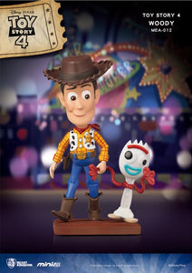 【已截訂】Beast Kingdom MEA-012 Toy Story 4 Woody PVC Figure