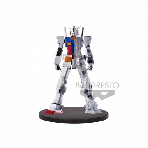 【預訂日期至28-May-19】Banpresto MOBILE SUIT GUNDAM INTERNAL STRUCTURE-RX-78-2 GUNDAM-(ver.A) PVC Figure