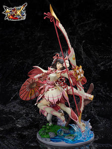 【已截訂】FuRyu MONSTER HUNTER XX Mitsune Series Female Gunner PVC Figure