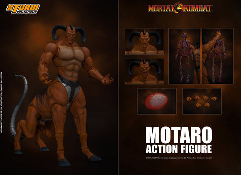 【預訂日期至27-Aug-20】Storm Collectibles MOTARO - Action Figure