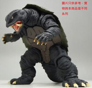 【預訂日期至15-Dec-19】Bandai MOVIE MONSTER SEIRES GAMERA 1995 Action Figure