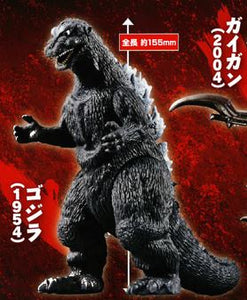 【已截訂】Bandai MOVIE MONSTER SEIRES GODZILLA 1954 PVC Figure