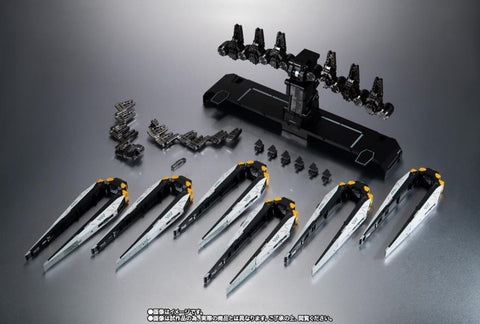 【已截訂】Bandai MS RX-93 νGUNDAM OPTION PARTS FIN FUNNEL Parts [HK Ver.]
